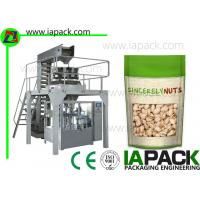 Buy cheap Laminated Film Premade Pouch Filling Sealing Machine With Zipper from wholesalers