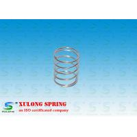 Buy cheap Custom Metric Galvanized Small Compression Spring , Metal Coil Spring Wire from wholesalers