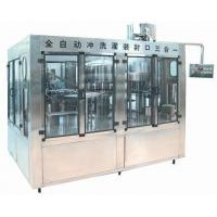 Buy cheap High Efficiency Pure Water Filling Machine For Plastic Bottle 1.5KW - 4.5KW Power from wholesalers