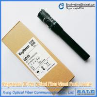 King Honest 30 km Fiber optic visual fault detector pen out pw : >30mW Visual Fault Locator