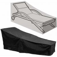 Buy cheap Patio Chaise Lounge Covers Oxford Fabric Waterproof Dust-Proof Deck Chair Cover Sun Lounger Covers Patio Furniture cover from wholesalers