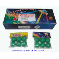 Buy cheap Crackling Ball from wholesalers