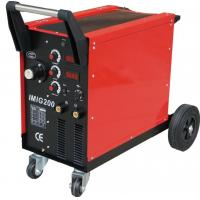 Buy cheap Inverter Electric MIG Welder With MIG MMA Process For Automobile Maintenance from wholesalers