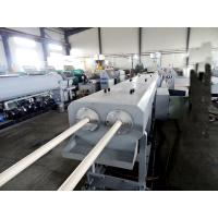 Buy cheap pipe extrusion line 16-63mm PVC conduit pipe extrusion machine from wholesalers