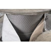Buy cheap Wire Strand Core Stainless Steel Wire Cable / Wire Rope 6x19S+IWRC from wholesalers