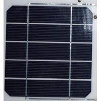 Buy cheap 156mm*31.2mm 4.5w monocrystalline solar cell with high efficiency 19.0% from wholesalers