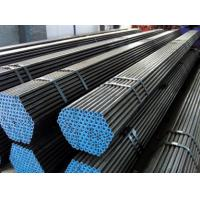 Cold Drawn Low Carbon Steel Heat Exchanger Tubes Round Shape