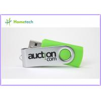 Buy cheap 4GB 8GB Plastic Twist USB Flash Memory Stick 2.0 from wholesalers
