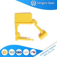 Buy cheap TX-PL104 Wholesale colorful New materials oil padlock seal for container from wholesalers