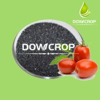 Buy cheap DOWCROP      HOT      SALE      ≥98%     WATER     SOLUBLE    POTASSIUM     HUMATE     BLACK     FLAKES from wholesalers