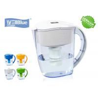 Buy cheap Professional Antioxidant Alkaline Water Pitcher , Active Carbon Mineral Water Purifier from wholesalers
