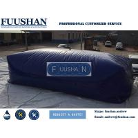 Buy cheap FUUSHAN 1000 Liter to 5000 Liter Flexible Collapsible TPU/PVC Pillow Water Storage Tank from wholesalers