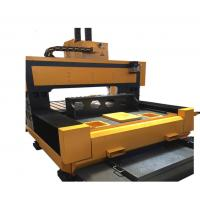Buy cheap CNC Steel Drilling Machine , Flange Drilling Machine With Linear Rolling Guide product