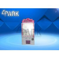 Buy cheap Push Win claw vending games claw crane machine amusement park equipment from wholesalers