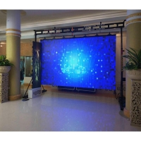 Buy cheap Stage LED Screled commercial advertising display screen p3.91 p4.81 500x500 500x1000 stage rental p3 p4 p5 led display from wholesalers