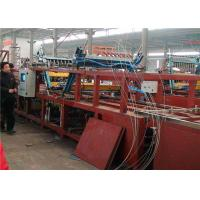 Buy cheap Horizontal 3d Wire Mesh Panel Machine , EPS 3d Panel Machine 4000kg Weight from wholesalers