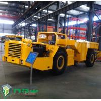 Buy cheap Underground Low Profile Dump Truck Reliability Articulated Dump Truck from wholesalers