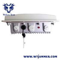 Buy cheap Indoor GSM Mobile Phone Jammer With Directional Panel Antenna and Remote Control from wholesalers