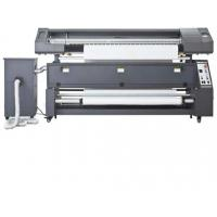 Buy cheap Micro Piezo Dye Sublimation Textile Fabric Printer DX5 / 8 Color Printer from wholesalers