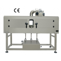 Buy cheap HF-1500M shrink label steam oven working with PVC, PETG and OPS films from wholesalers