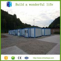 Buy cheap insulation prefab steel container house new home construction from wholesalers