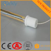Buy cheap leather embossing machine infrared heating lamp,quartz tubular golden lamp from wholesalers