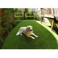 Buy cheap Garden Decoration Synthetic Artificial Grass For Pets Anti UV Fire Resistance from wholesalers