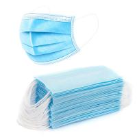 Buy cheap 3 Ply Non Woven Face Mask Medical Grade 17.5x9.5cm Size Comfortable Fit from wholesalers