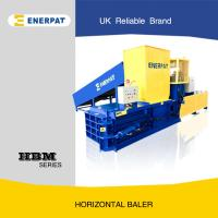 Buy cheap Hydraulic Horizontal Cardboard Baling Machine with UK Brand from wholesalers