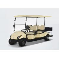 Buy cheap EQ9042(C1)48V 4KW 4 seats electric utility golf cart box container turf car from wholesalers