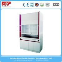 Buy cheap Safety Laboratory Fume Hood Anti - Corrosion With 6mm Tempered Glass Sash from wholesalers