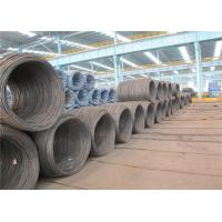 Buy cheap H08MnA Carbon Steel Welding Wire Rod , High Strength Welding Consumable from wholesalers