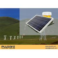 Buy cheap Solar Marine Lantern Medium Intensity Type A 350 Feet Pylons Mounting from wholesalers