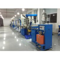 Buy cheap High Speed Automobile Cable Production Line Composed Of Double Axis Pay Off Device product
