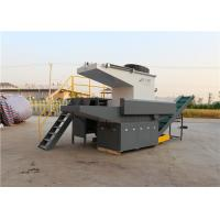 Buy cheap strong crushing cardboard shredder single shaft shredder machine from wholesalers
