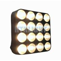 Buy cheap Warm White Audience Blinder Lights 16x30W 3200K , 35 Degree Beam Angle from wholesalers