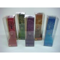Buy cheap tented glass reed diffuser gift set product