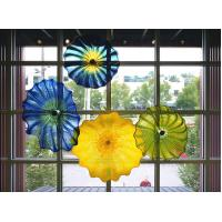 Buy cheap Murano Glass Flowers Decorative Wall Art from wholesalers