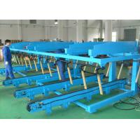 Buy cheap 6-12m Auto Stacker Accessory Equipment For Color Steel Roof Sheet Roll Forming Machine from wholesalers