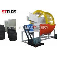 Buy cheap Car / Truck Waste Tyre Shredding Machine For Rubber Recycling High Efficient from wholesalers