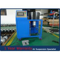 Buy cheap Efficient Hydraulic Hose Crimping Machine For Land Rover Air Suspension Spring from wholesalers