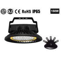 Buy cheap Smd3030 130lm / w UFO Led High Bay 150w replace 250w 400w metal halide high bay from wholesalers