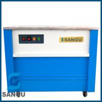 Buy cheap Semi automatic strapping machines from wholesalers
