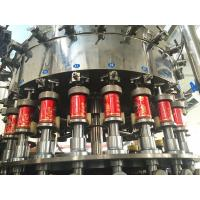 Buy cheap Carbonated Beverage Filling Line 5000 -10000 Can Per/ Hour Drink Canning Machine from wholesalers