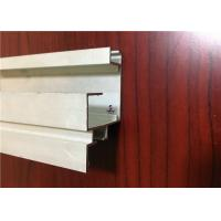 Buy cheap Anodized / Powder Coated Aluminium Channel Profiles Aluminum Structural Framing from wholesalers