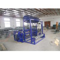 Buy cheap Fast Grassland Cattle Fencing Wire Making Machine , Wire Knitting Machine from wholesalers