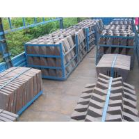 China Steel Sand Castings With More Than AK49J Toughness For Coal Mill on sale