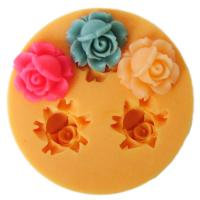 Buy cheap silicone mini molds for resin craft silicone polymer epoxy molds pandent mold from wholesalers