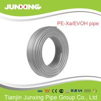 Buy cheap 25*3.8 PEX-A/evoh oxygen barrier heating floor pipes for water supply from wholesalers