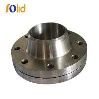 Buy cheap ANSI Class 150 6 Inch 304 316 carbon steel Pipe Flange from wholesalers